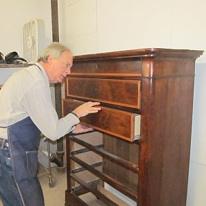 We can restore your fine pieces of antique furniture