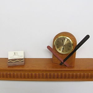 Handmade fine wood products clocks, frames, shelves, boxes and more